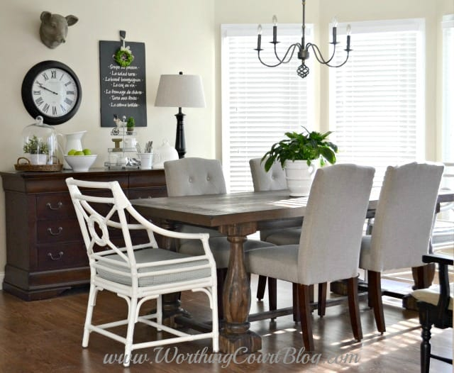 I Need Your Input For A Kitchen Table Chandelier + A Giveaway ...