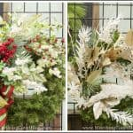 How To Decorate A Christmas Wreath – Directions From A Pro – Part I