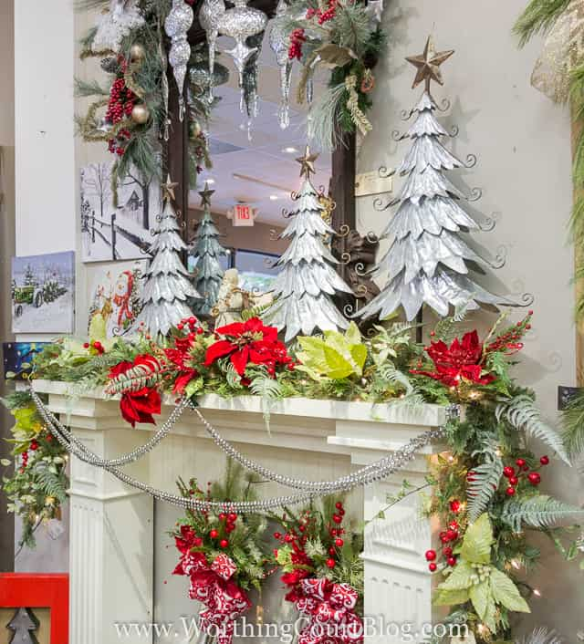 How To Decorate A Christmas Garland-Directions From A Pro
