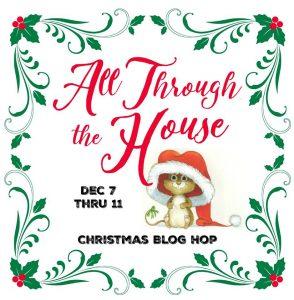 Christmas All Through The House Blog Tour