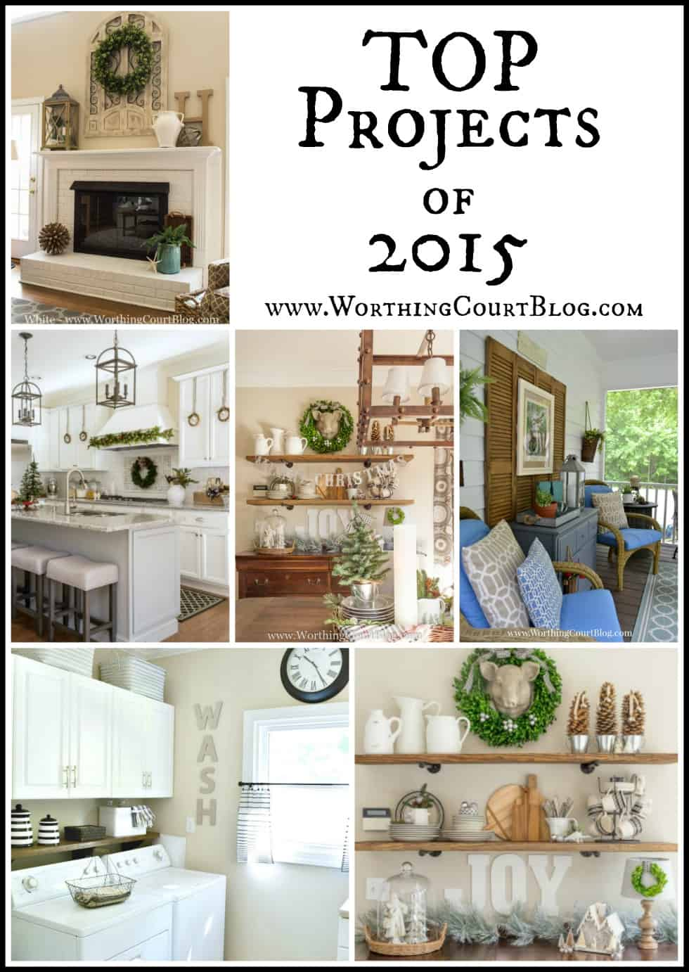 Remodeled kitchen, laundry room, breakfast room, screen porch and a fireplace makeover