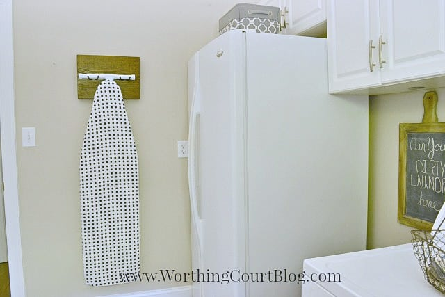 Remodeled Laundry Room Reveal