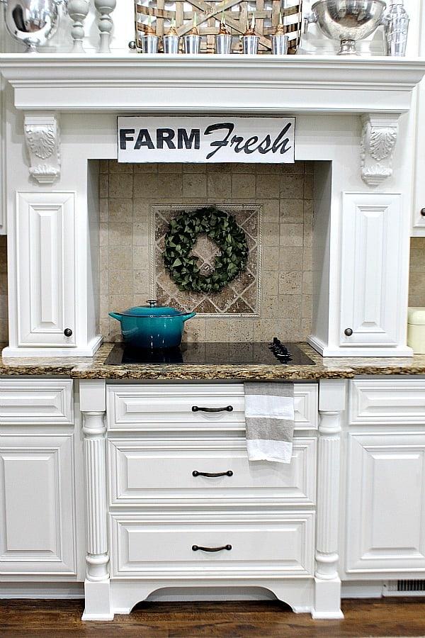 How To Make A Farm Fresh Sign