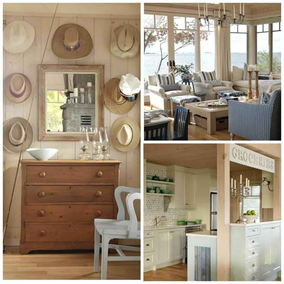 Sarah Richardson Off The Grid iconic farmhouse cottage living - sarah richardson style