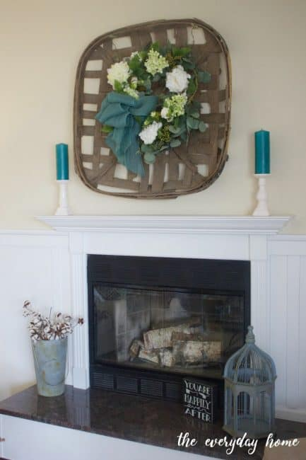 Easy Two Step Wreath