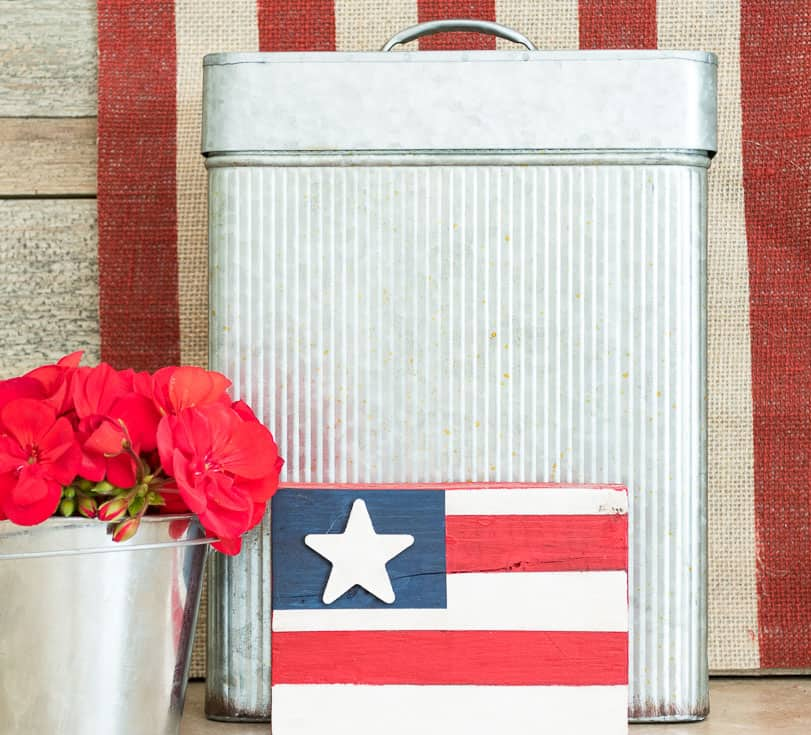 A fun and easy patriotic craft || Worthing Court