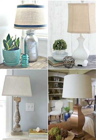 10 Amazing Farmhouse Lamp Makeovers To Try Right Now
