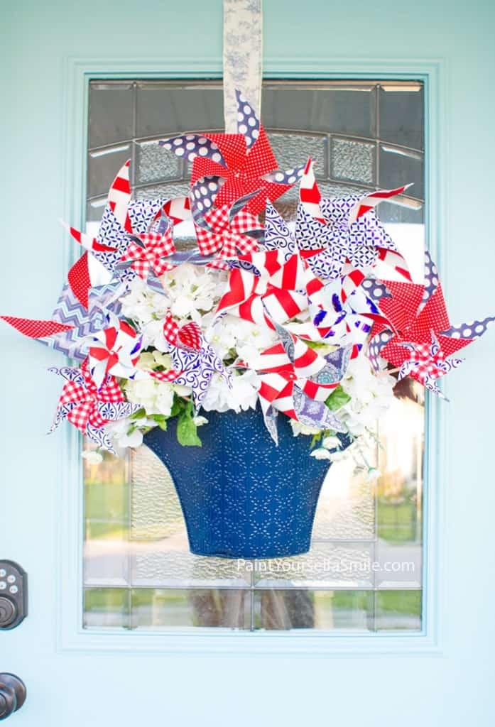Pinwheel Bouquet Tutorial