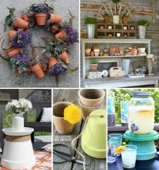 5 Favorite Ways To Repurpose Terra Cotta Pots