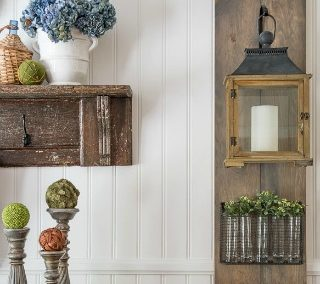 Fixer Upper Style DIY Hanging Lanterns For My Dining Room