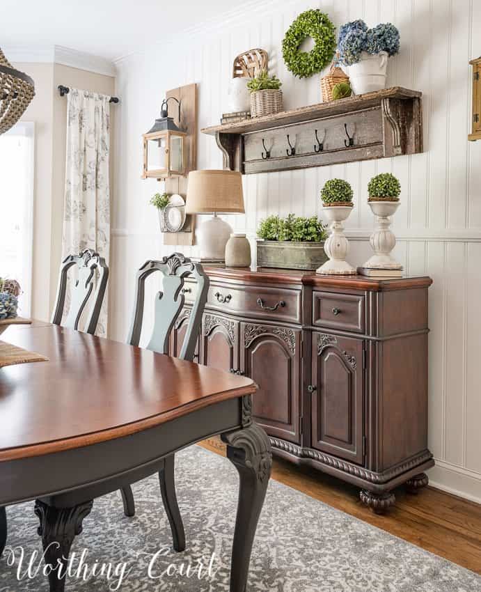 Dining Room Makeover: Farmhouse Dining Room Makeover Reveal