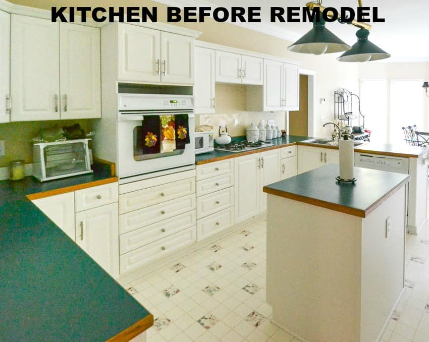 Kitchen Before Remodel - WITH TEXT