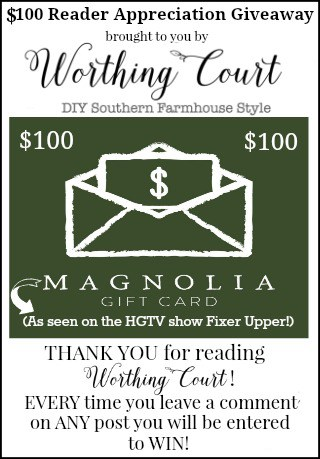 August Recap + $100 Magnolia Market Gift Card Giveaway!