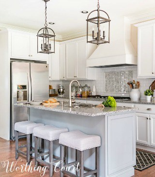 Remodeled Farmhouse Kitchen