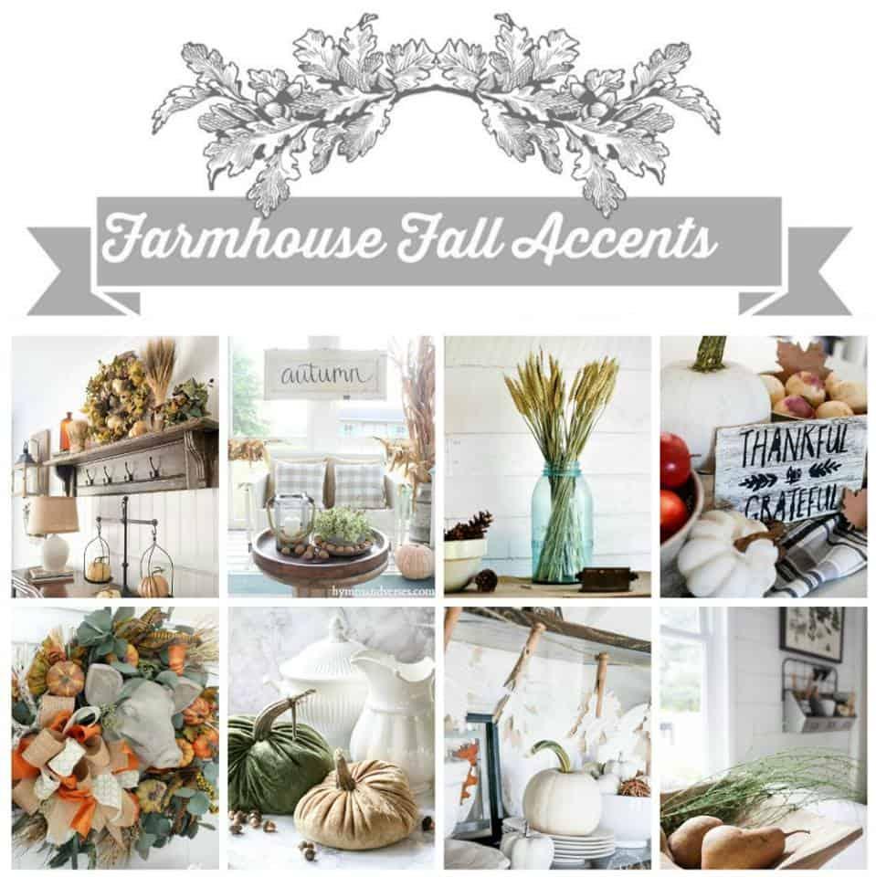 Farmhouse Fall Accents