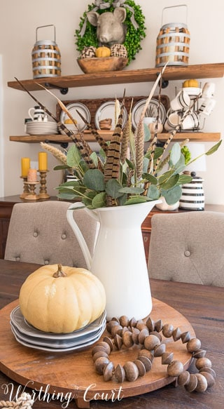 K-I-S-S Fall Decorating || Worthing Court
