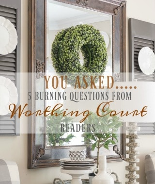5 Burning Questions From Worthing Court Readers