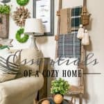 6 Essentials Of A Cozy Home