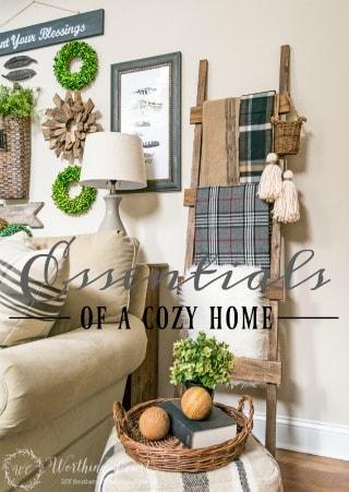 6 Essentials Of A Cozy Home