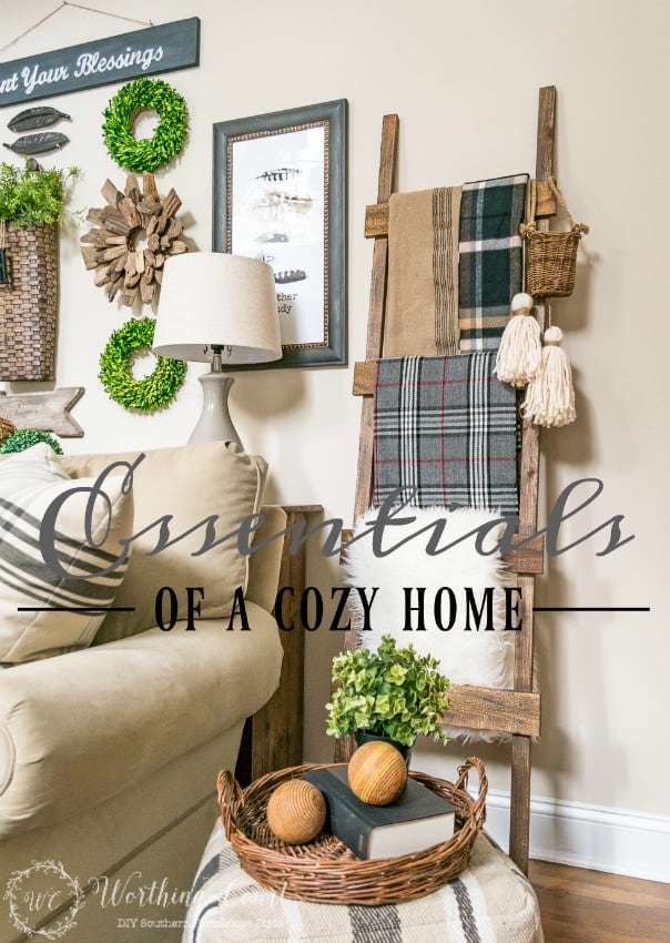 Six Essentials Of A Cozy Home || Worthing Court
