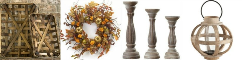 Get The Look - Fall Mantel || Worthing Court