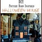 DIY Halloween House