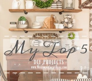 My Top 5 DIY Projects – That Have Had The Greatest Impact To Our Home