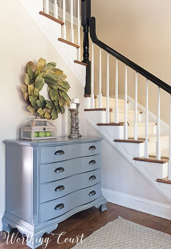 Foyer Area Near Me : My foyer makeover inspiration and first project