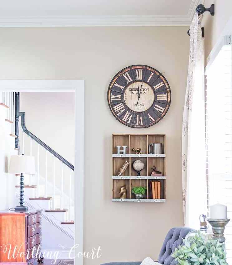 Rustic Industrial Wall Decor An Office Makeover Update