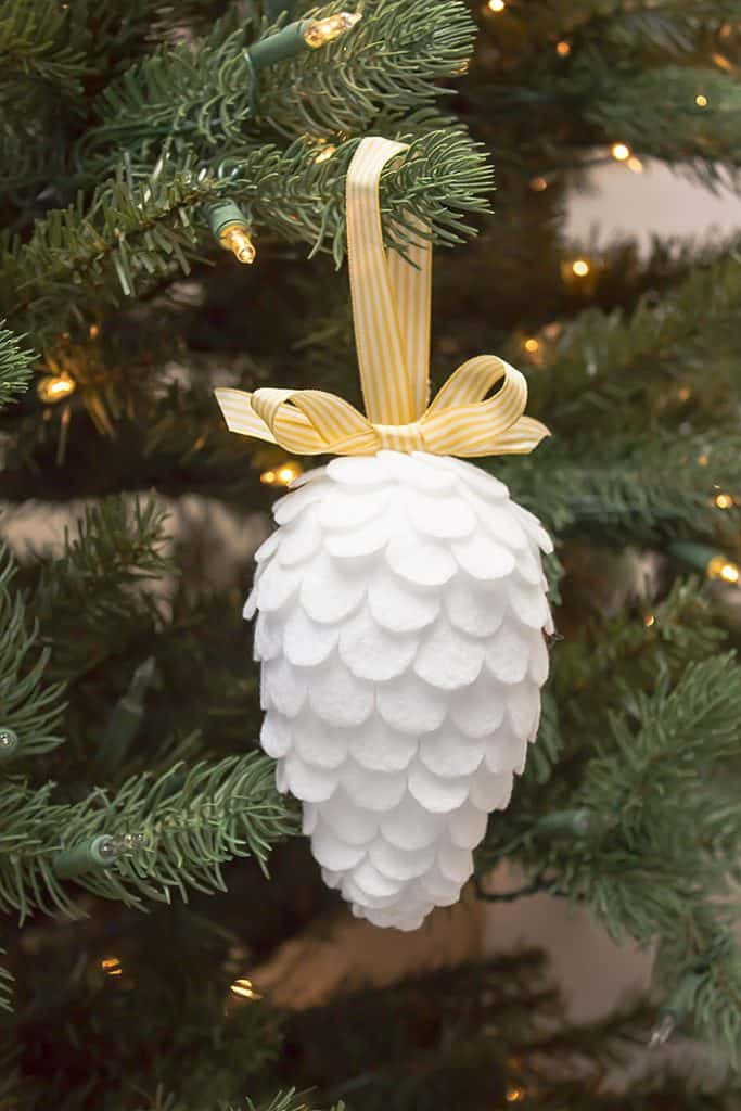 Felt Craft Ornament
