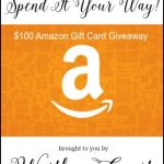 October Recap + $100 Amazon Gift Card Giveaway!