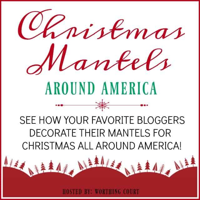 Christmas Mantels Around America