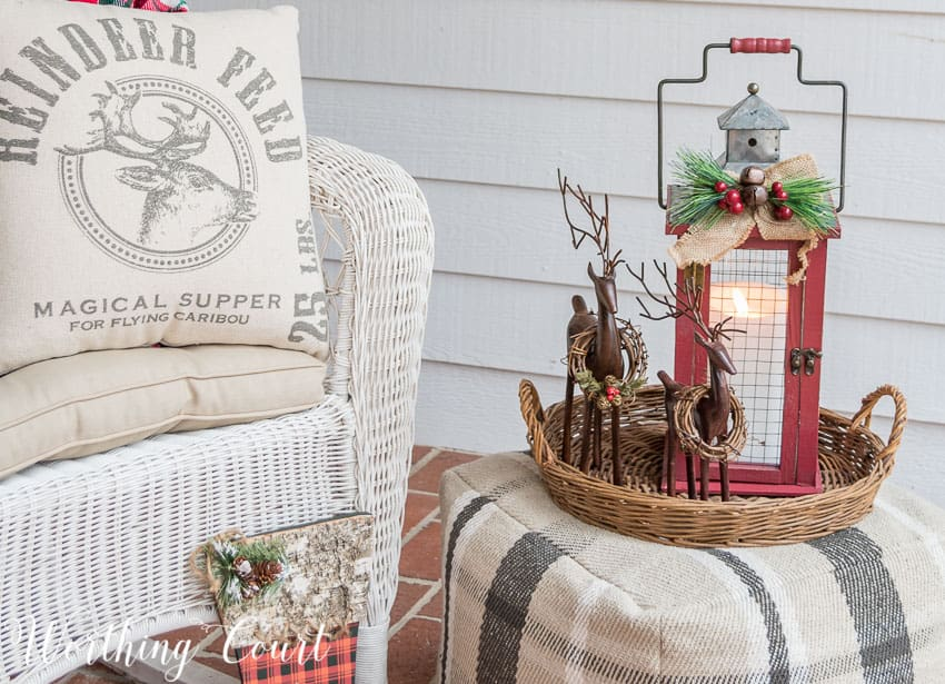 How To Have A Cozy Porch - Even When It's Cold Outside || Worthing Court