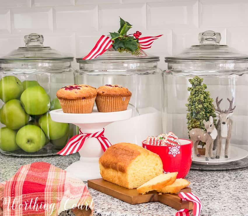 Christmas treats vignette || Worthing Court