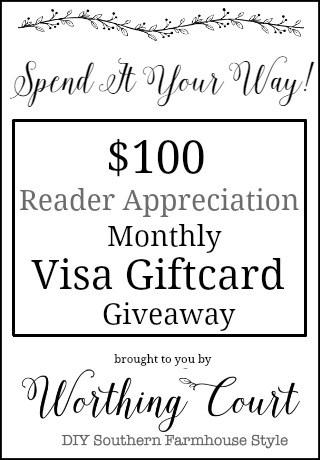 November Recap + $100 Visa Gift Card Giveaway