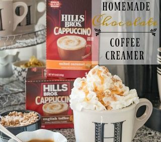 Homemade Coffee Creamer Recipes And Watching The Awards With Special Friends And Special Coffee