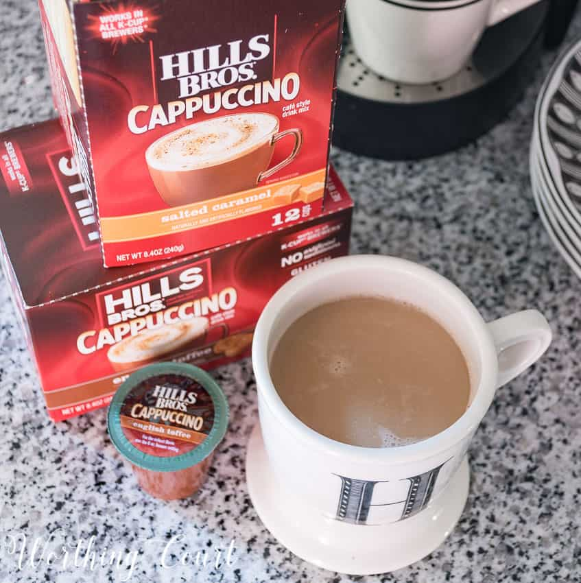 Homemade Caramel And Homemade Chocolate Coffee Creamer Recipes || Worthing Court