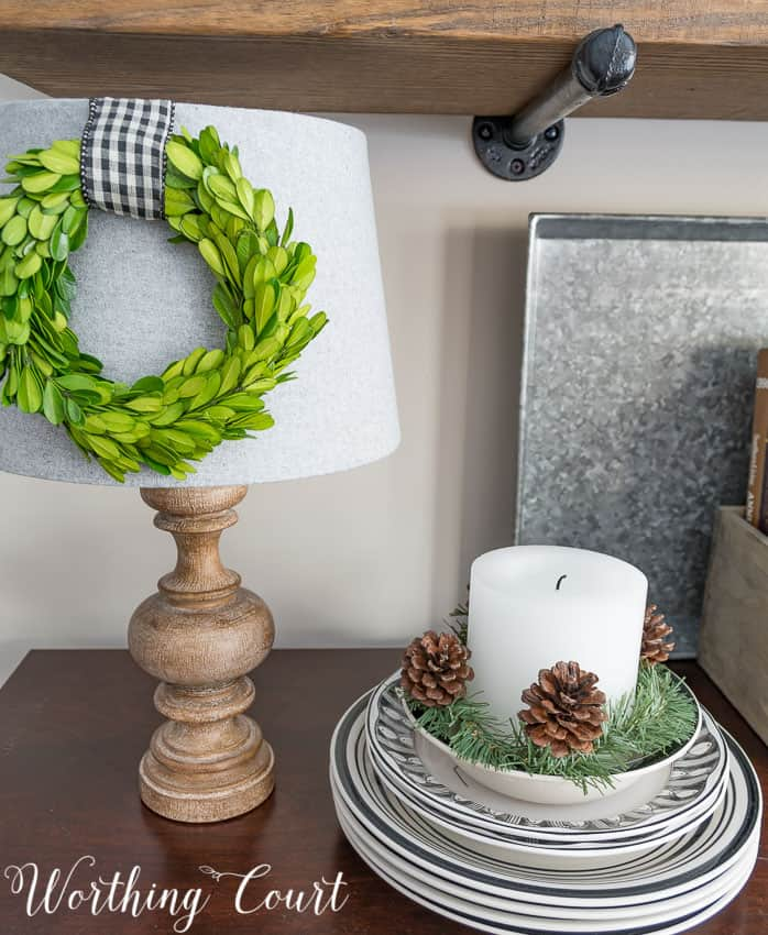 How To Add Seasonal Decorations In A Flash || Worthing Court