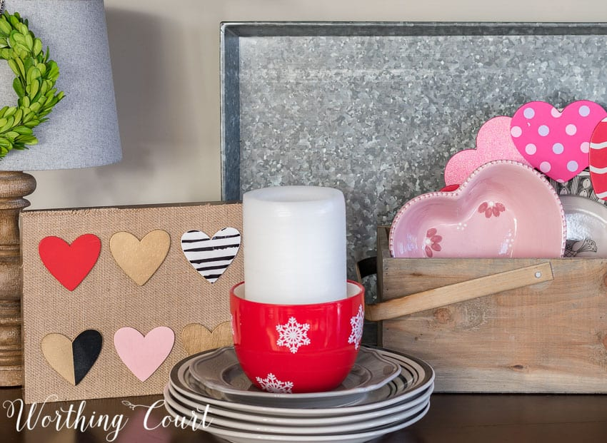 Valentine's Day Vignette || Worthing Court
