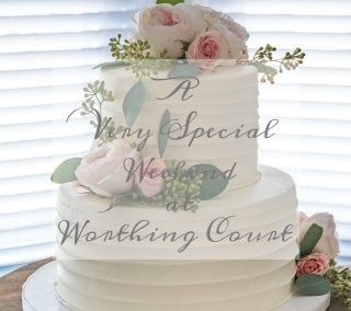 A Very Special Weekend At Worthing Court!