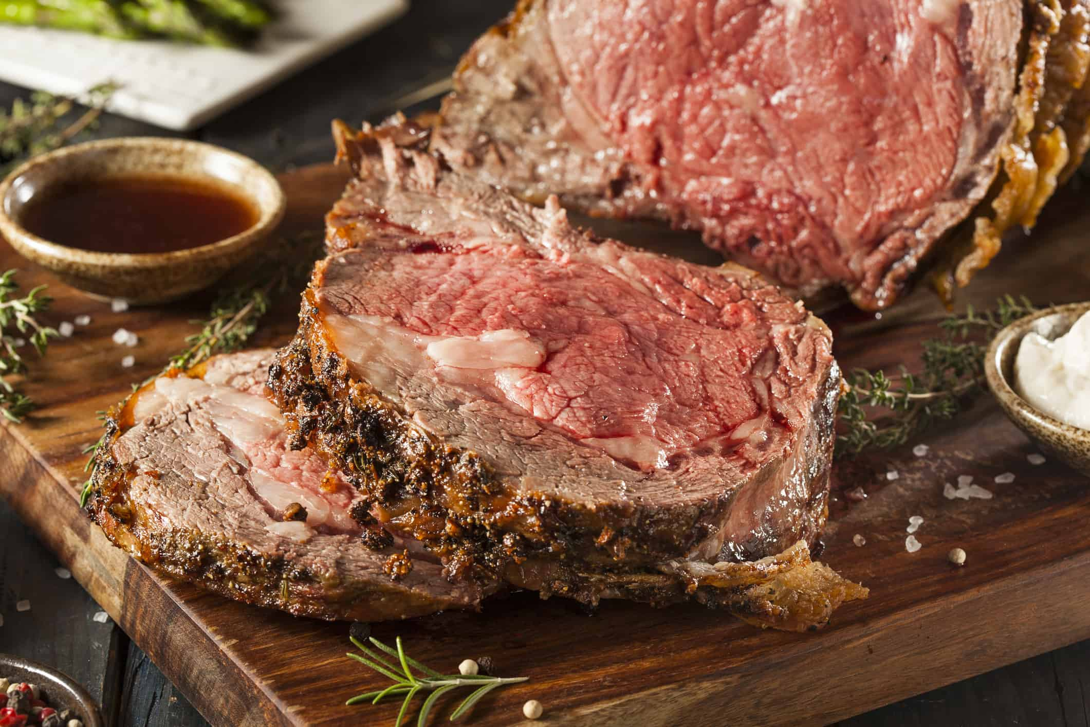 A Very Simple, But Oh So Special Meal - Prime Rib With Au Jus || Worthing Court