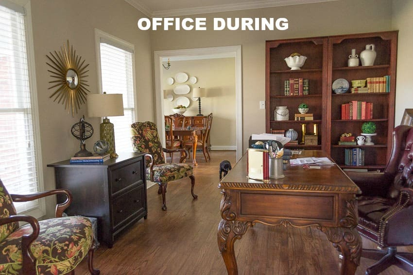home office room. Interesting Room THEN I Made My First Decorating Mistake In This Room We Had So Many Irons  The Fireu2026so Rooms To Completeu2026that Let Impatience Get Best Of  And Home Office Room