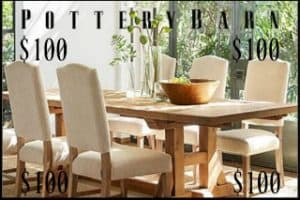 $100 Pottery Barn Gift Card Giveaway + February Recap