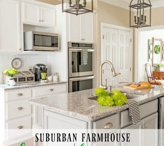 Spring Home Tour Featured By Country Living