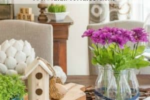 Small Touches Make All The Difference – Decorating With Twine
