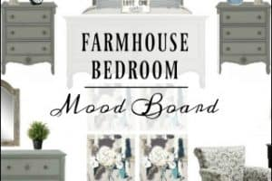 Giving A Ho-Hum Bedroom A Farmhouse Makeover