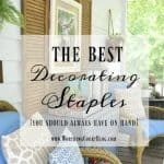The Six Best Home Decor Staples To Always Have On Hand