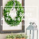 What To Do With That Dead Space At The Top Of Your Stairs