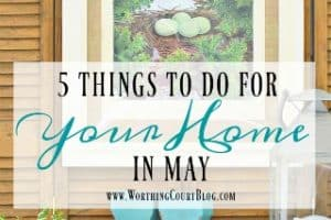 To-Do: Your May Home Decor Checklist