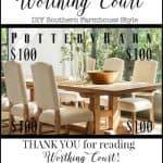 $100 Pottery Barn Gift Card Giveaway + May Recap